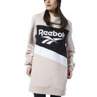Женское платье - худи Reebok Classics Vector Hooded FL4761