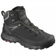 Мужские ботинки Salomon X ULTRA MID WINTER CS WP Bk/PHANTO FW18-19 404795