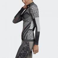 фото Лонгслив  для бега Adidas Ultra Primeknit DQ0581
