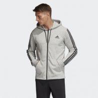 фото Мужская толстовка Adidas Must Haves 3-StripesDQ1454