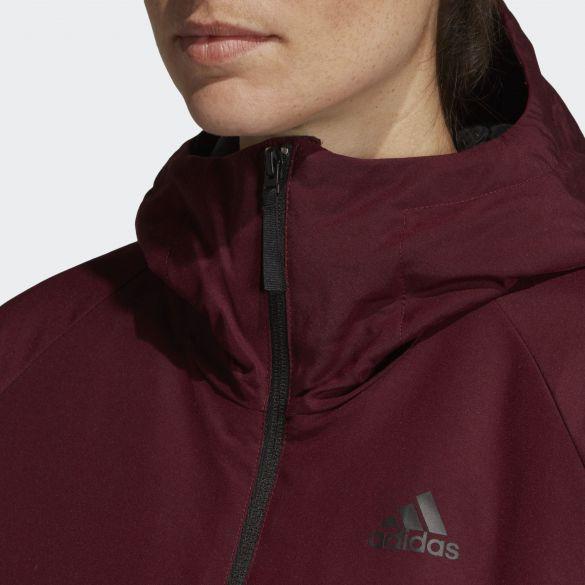 Утепленная куртка Adidas Back to Sports DZ1516