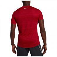 Мужская беговая футболка Nike Dry Miller Top Ss Nv 891684-687