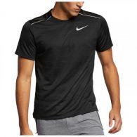 Мужская беговая футболка Nike Dry Miler Top Ss AJ7565-010
