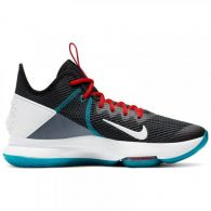Кроссовки Nike LeBron Witness IV Black Blue Red White BV7427-005