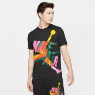 Мужская футболка Nike Ss Ctn Jm Classics Hbr Crew CT6751-011