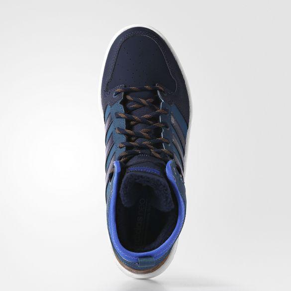 Мужские высокие кроссовки Adidas Cloudfoam Hoops Winter Mid AC7791