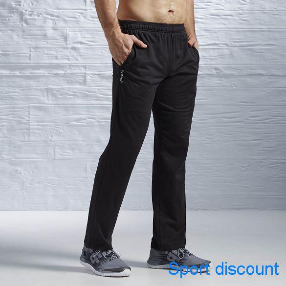 Мужские брюки Reebok El Jers Oh Pant AJ3106