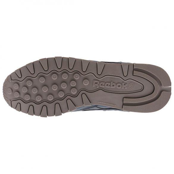 Женские кроссовки Reebok Classic Leather Sherpa AR2788