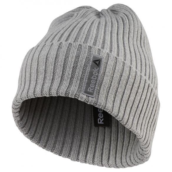 Мужская шапка Reebok Sport Essentials Logo AY0412