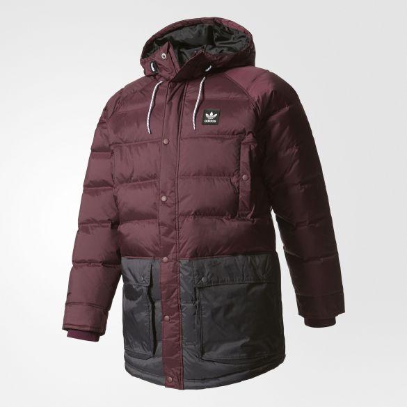 bcf334763301d Мужской пуховик Adidas Originals Down Jacket AZ1362 купить за 4390 ...