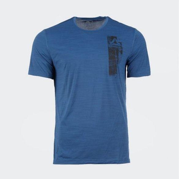 Мужская футболка Reebok WOR AC GRAPHIC SS TOP D94232