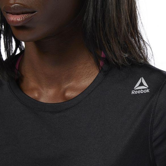 Спортивная футболка Reebok Run Ss Tee DI0257