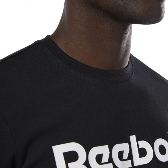 Футболка Reebok Classics Graphi Black DT9444