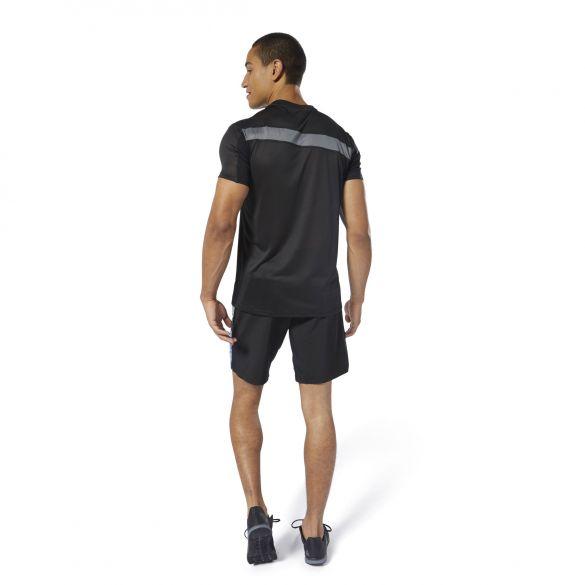 Спортивная футболка Reebok Wor Tech Top Regu DU2183