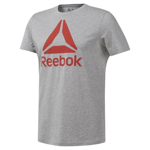 Спортивная футболка Reebok Qqr Stacked DU4693