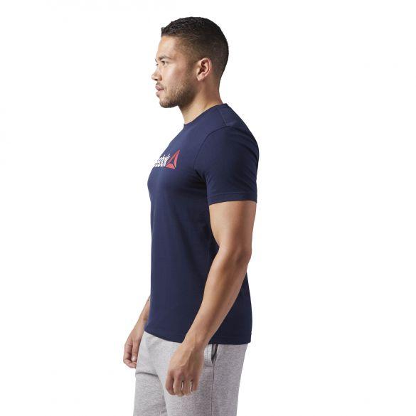 Мужская футболка Reebok Qqr Linear CW5373