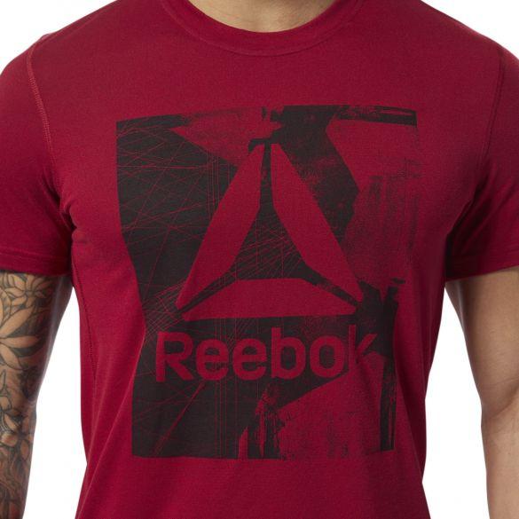 Мужская футболка Reebok Wor Supremium D94258