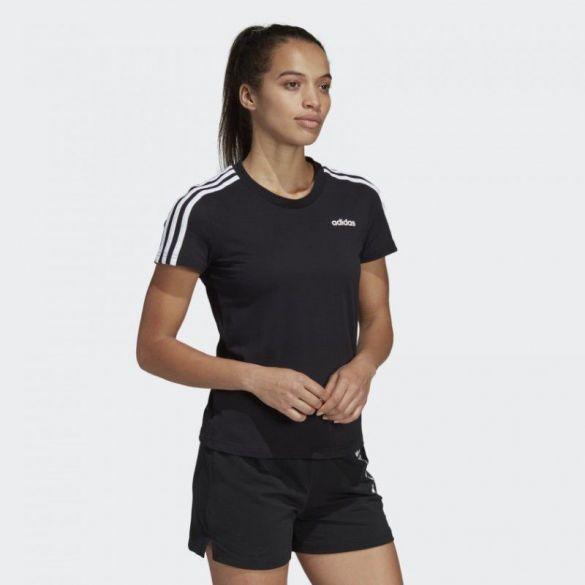 Женская футболка Adidas Essentials 3-Stripes Tee DP2362
