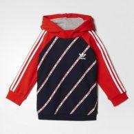 фото Детский спортивный костюм Adidas Originals Trefoil Logo BJ8452