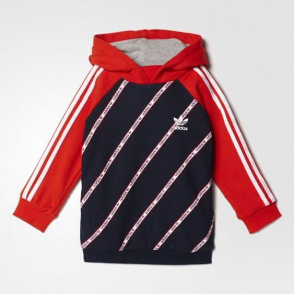 Детский спортивный костюм Adidas Originals Trefoil Logo BJ8452