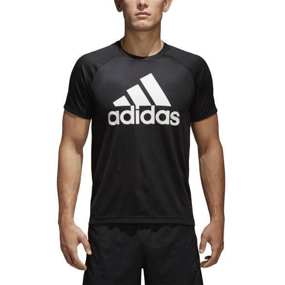 Спортивная футболка Adidas Logo Tee BK0937