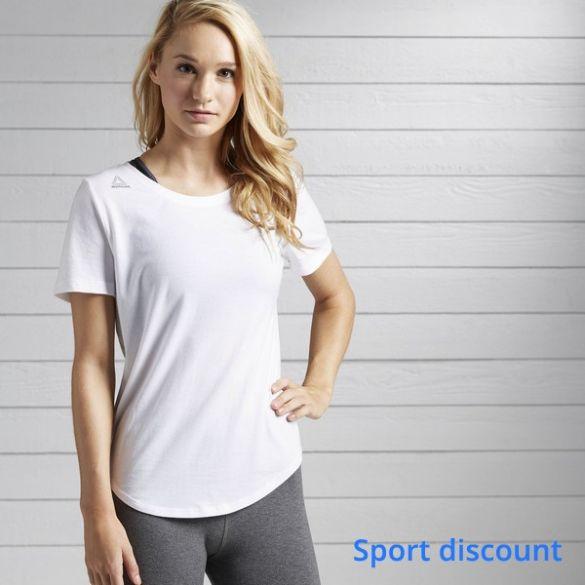Женская футболка Reebok Elements BK3842
