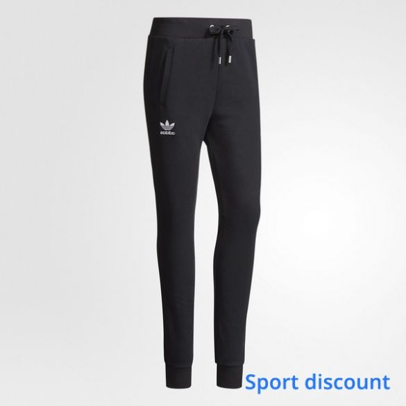 Женские брюки Adidas Originals Slim Cuffed BP5485