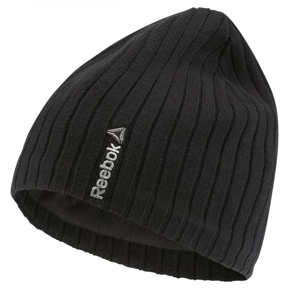 Мужская шапка Reebok SE Mens Fleece Beanie BQ1173