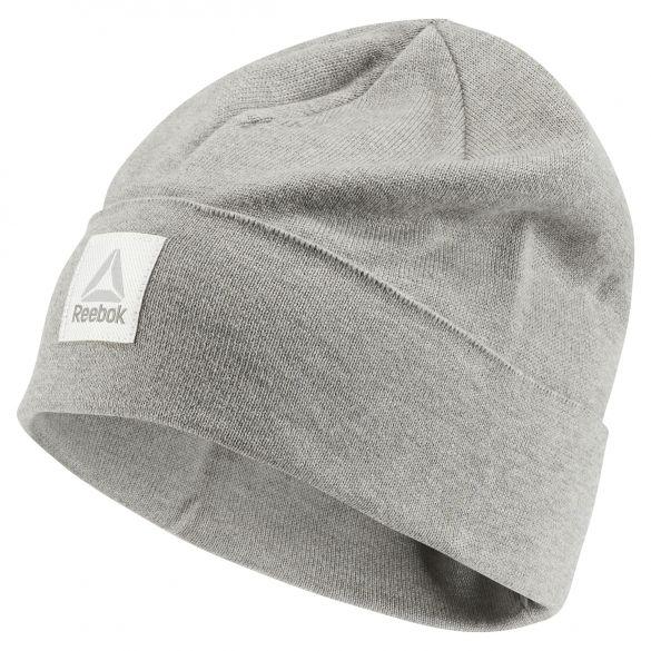 Мужская шапка Reebok ACT FND Knitted Beanie BQ1260