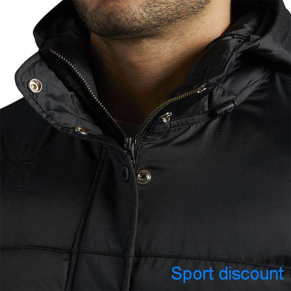 Мужская куртка Reebok F Long Jacket BQ2759