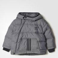 фото Детская куртка Adidas Originals Down Jacket Kids BQ4279