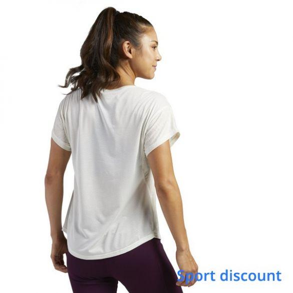 Женская футболка Reebok BQ5485