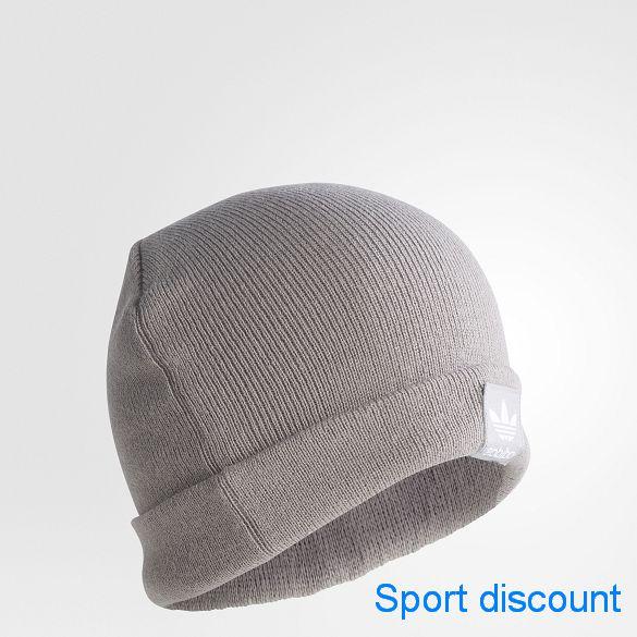 Мужская шапка Adidas LOGO BEANIE BR2609