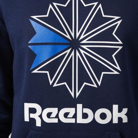 Мужская худи Reebok F Star Hoody BR5024