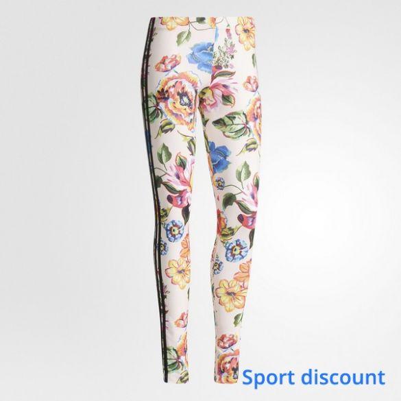 Женские леггинсы Adidas Originals Floralita BR5116