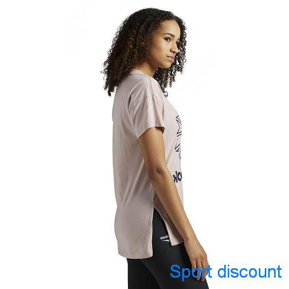 Женская футболка Reebok F GR TEE BS3722