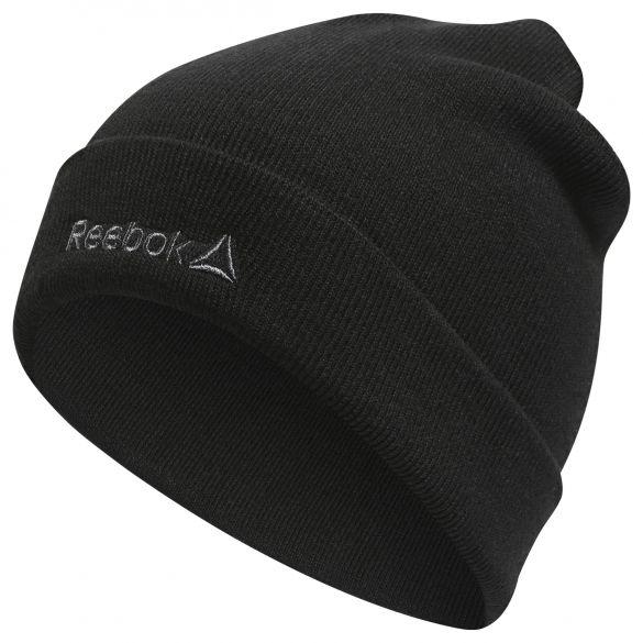 Мужская шапка Reebok Logo Hat Beanie CV9544