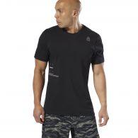 фото Спортивная футболка Reebok Crossfit Mesh Move DU5058