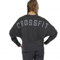 фото Спортивный свитшот Reebok Crossfit Terry Crew DU5122