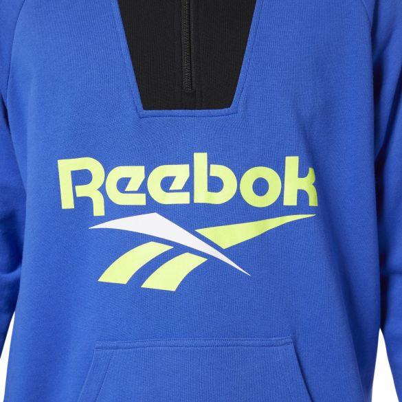 Джемпер Reebok Classics Vector Quarter Zip DX3821