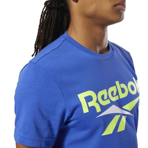 Футболка Reebok Classics Vector Tee DX3817