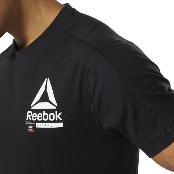 Спортивная футболка Reebok Training Speedwick Move DU3974