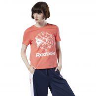 Женская футболка Reebok Ckassics Big Logo Graphics DT7223