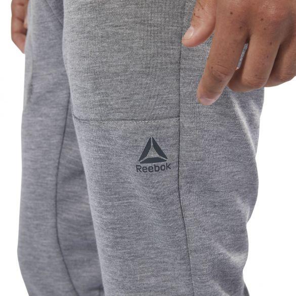 Мужские брюки Reebok Workout Melange Doubleknit DU2205