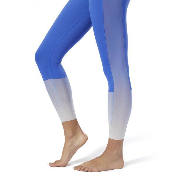 Женские леггинсы Reebok Yoga Ombre DU4474