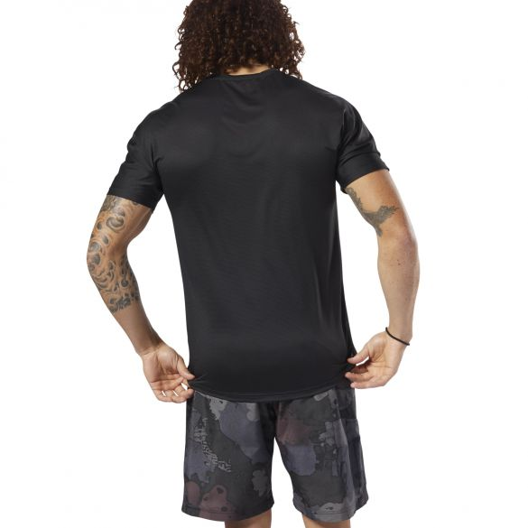 Спортивная футболка Reebok Activchill Graphic Move D93807