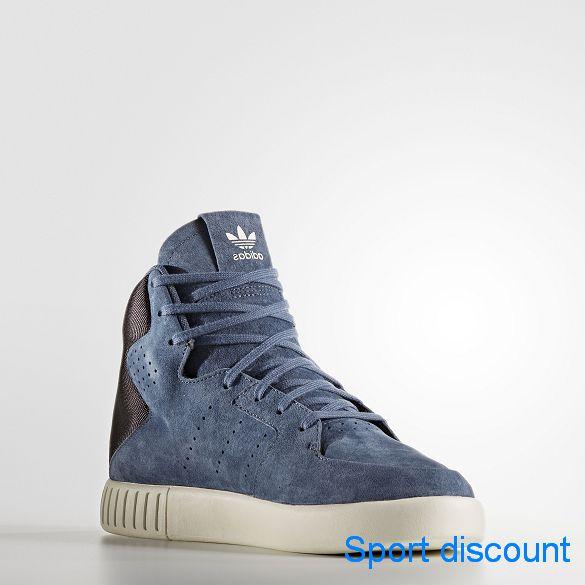 2a3f989f ... Женские высокие кроссовки Adidas Originals Tubular Invader 2.0 W S80554  ...
