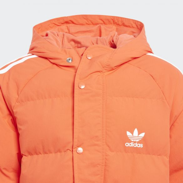 Детский пуховик Adidas Originals Trefoil Synthetic DH2688