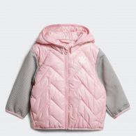 фото Детская куртка Adidas Originals Trefoil Midseason D96076