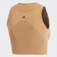 фото Женский укороченный топ Adidas Warp Knit CD3096